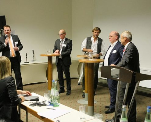 Online Software AG Partnertag 2016 Podiumsdiskussion