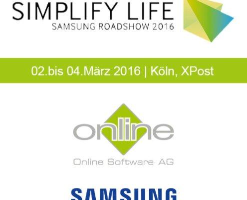 Samsung Roadshow 2016