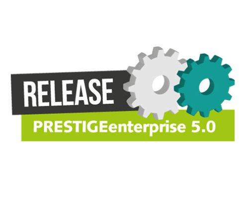 Online Software AG Release PRESTIGEenterprise 5.0 Icon
