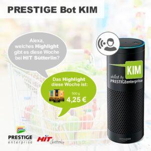 Online Software AG PRESTIGE Bot KIM Hit Sütterlin