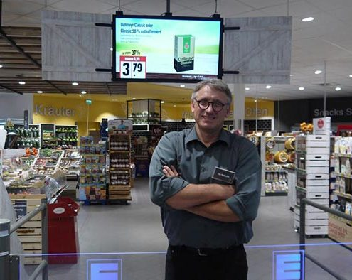 Online Software AG EDEKA Nord Meibohm Inhaber