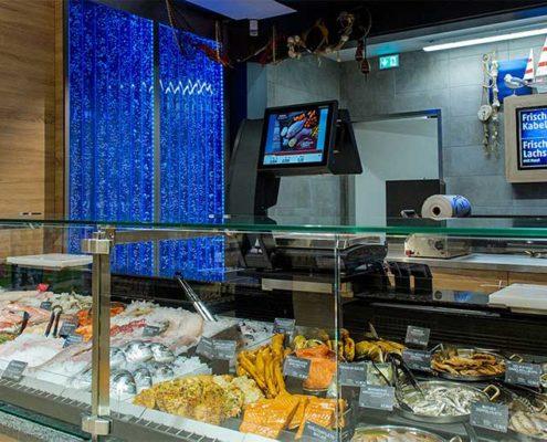 Online Software AG REWE Hundertmark Fischtheke