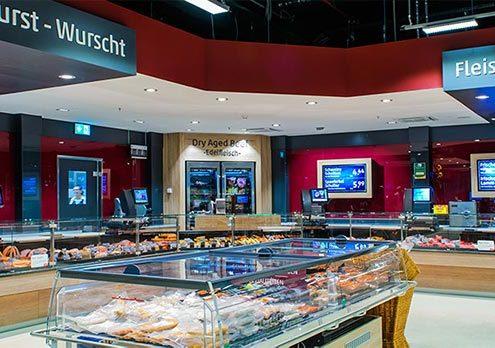 Online Software AG REWE Hundertmark Fleischtheke