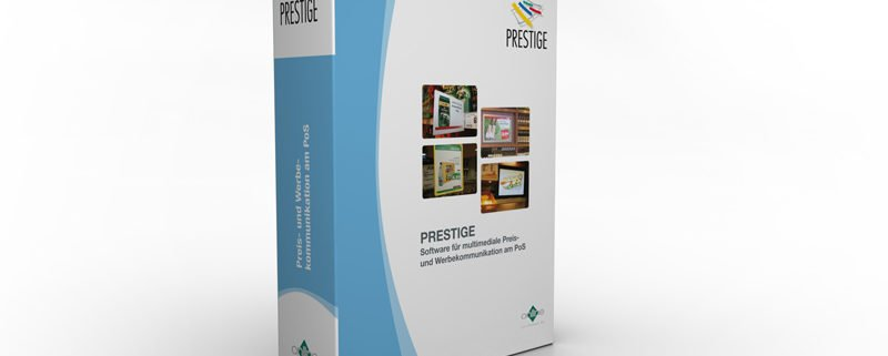 Ansicht Online Software AG PRESTIGE softwarebox