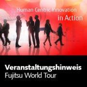 FujitsuForum 2016 World Tour Veranstaltungshinweis