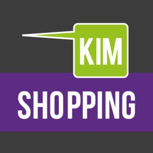 Icon KIM Shopping für Sprachsystem Alexa im Amazon Skill Store