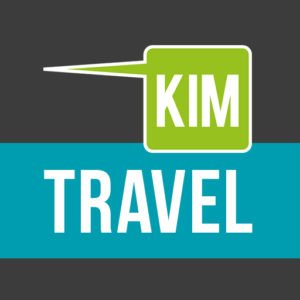 Icon KIM Travel für Sprachsystem Alexa im Amazon Skill Store
