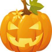 Kürbis Halloween Grafik