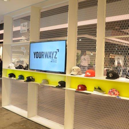 Hermann Hagemeyer Digital Signage Display Werbung Fashion