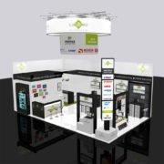Online Software AG Stand EuroCIS Düsseldorf 2016