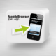 Grafik Mobile Browser goes App Release 3.4 iPhone