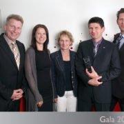 POPAI Gala digital awards 2011 Gruppenfoto
