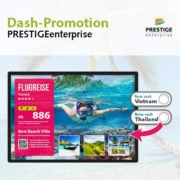 PRESTIGEenterprise Dash Promotion Reise Thailand