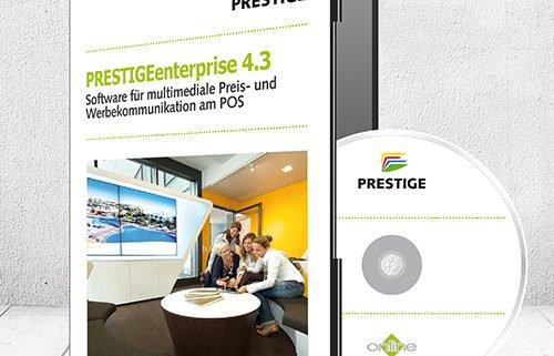 PRESTIGEenterprise Release 4.3 DVD