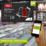 PRESTIGEenterprise Mobil Bildschirm steuern Mobile App
