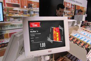Wincor Nixdorf Kasse Superstore Vorlage Angebot