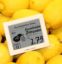 Online Software AG ESL Auszeichnung Zitronen