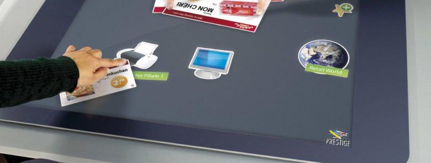 OSAG Surface mit Händen im Beispiel Angebots Plakate