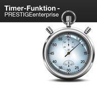 Grafik Timerfunktion PRESTIGEenterprise