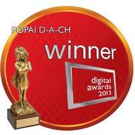 Digital Award POPAI 2013 Winner