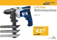 PRESTIGEenterprise Angebots Vorlage DIY Bohrmaschine