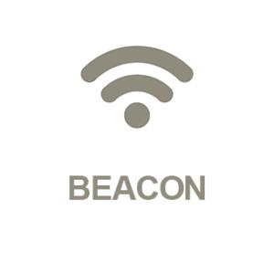 PRESTIGEenterprise AppBaukasten Modul Beacon