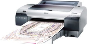 Epson Drucker StylusPRO4450