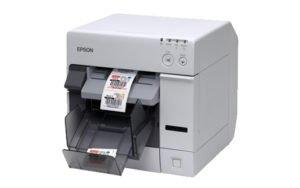 Epson Drucker TM C3400