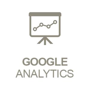 PRESTIGEenterprise AppBaukasten Modul GoogleAnalytics