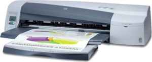 Hewlett Packard HP Drucker Designjet 100plus