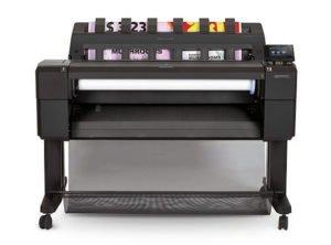 Hewlett Packard HP Drucker Designjet T920