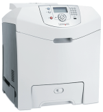 LEXMARK Drucker C534n