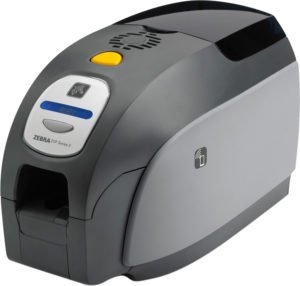 MAXICARD Drucker Zebra ZXP Series 3