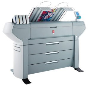 Oce Drucker ColorWave 600