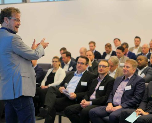 Online Software AG PRESTIGE Partnertag 2018 Referent Lars Loenneker