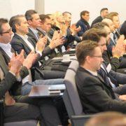 Online Software AG PRESTIGE Partnertag 2018 Zuschauer