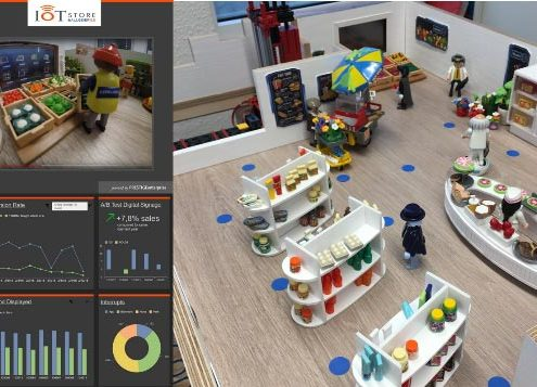 Online Software AG PRESTIGEenteprrise Allgeier IoT Store