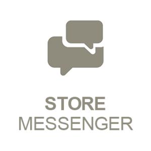 PRESTIGEenterprise AppBaukasten Modul Store Messenger
