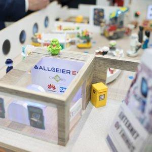 Miniaturstore mit Internet of Things Lösungen