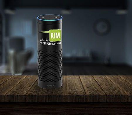 PRESTIGE Lösungen mit Alexa für HIT Sütterlin
