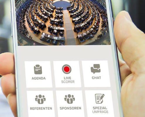 Event-Apps für Smartphones mit iOS und Android