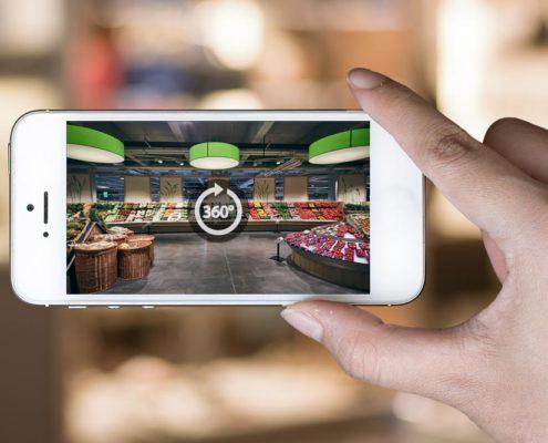Händler-Apps für Smartphones mit iOS und Android