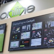 PRESTIGEenterprise Lösung mit Samsung Tizen Bildschirmen