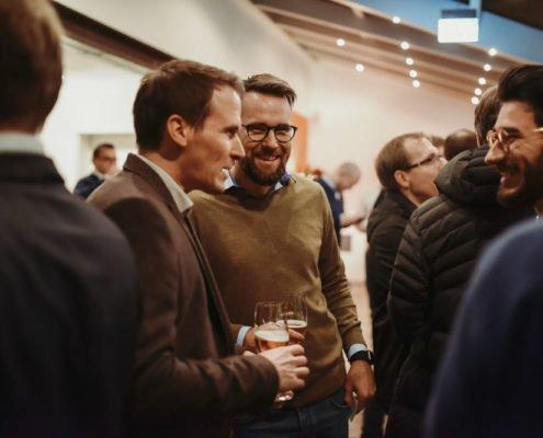 Online Software AG Abendveranstaltung zum PRESTIGE Partnertag 2019