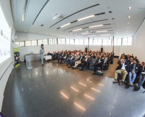 PRESTIGE Partnertag 2019 Auditorium