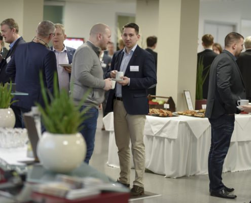 PRESTIGE Partnertag 2019 - Kommunikationspausen