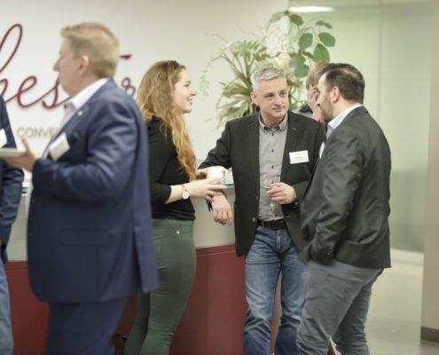 PRESTIGE Partnertag 2019 - Kommunikationspausen