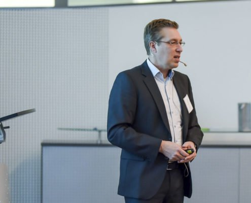 PRESTIGE Partnertag 2019 - Referent Michael Sylvester