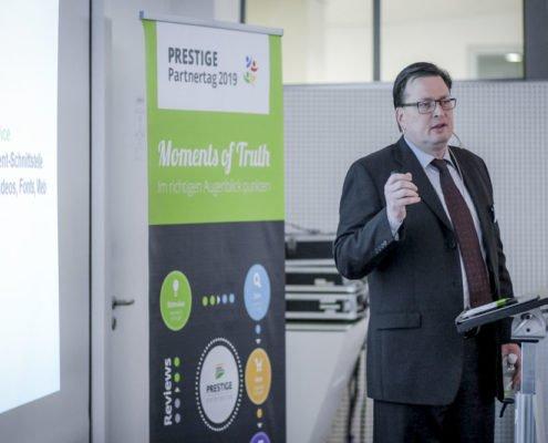 PRESTIGE Partnertag 2019 - Referent Thorsten Dämpfert