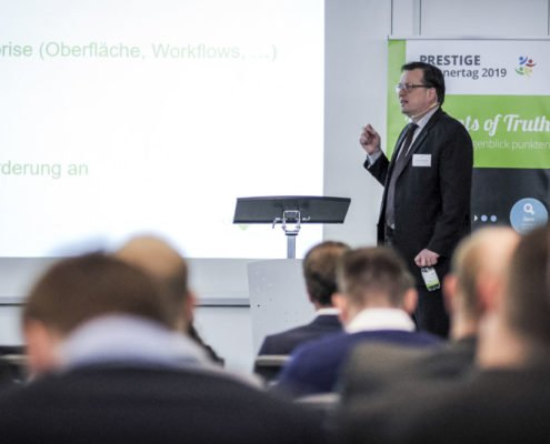PRESTIGE Partnertag 2019 - Referent Thorsten Dämpfert